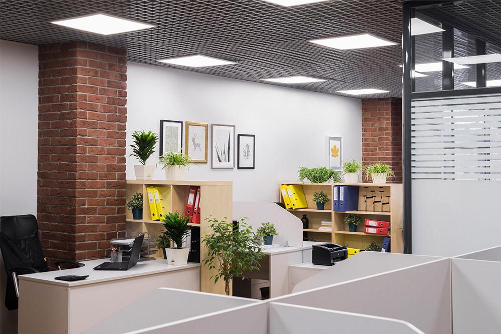 Новые тенденции в дизайне интерьера современного офиса